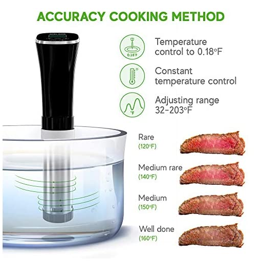 MALAHA Sous Vide Immersion cooker 1000W