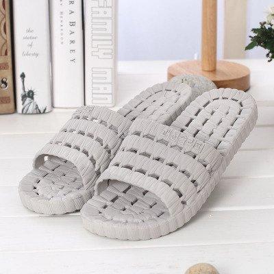 SYF - Zapatillas Bajas adultos unisex gris claro