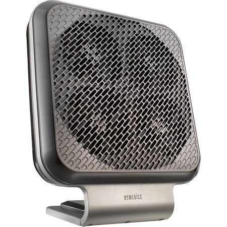 HoMedics Breathe Air Cleaner with NanoCoil Technology, Grey