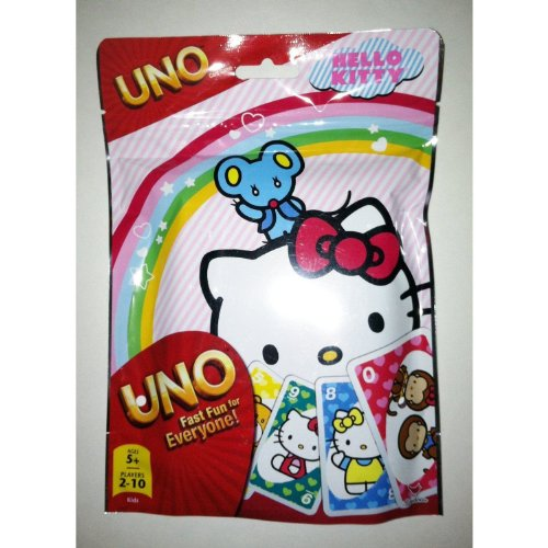 UNO Hello Kitty Cards 112