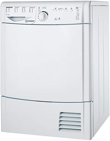 Indesit EDPA 945 A1 ECO Independiente Carga frontal 9kg A+ Blanco ...