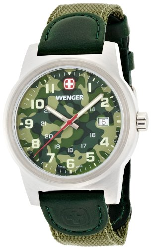 Mens Watches Wenger Field Classic Color 01.0441.105