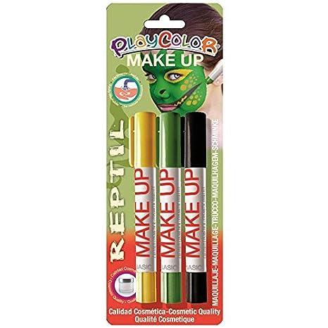 Amazon.com: Playcolor 01045 5 g Basic Make Up Pocket Reptile ...