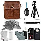 ONA - The Bond Street - Camera Messenger Bag - Antique Cognac Leather (ONA5-064LBR) & Photography Accessories