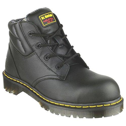 Dr Martens ICON 7B09Sicherheit Stiefel Schwarz Größe 5