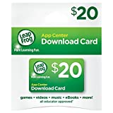 Kyпить LeapFrog App Center $20 Digital Download Card на Amazon.com
