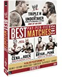 WWE: Best Pay-Per-View Matches of 2012