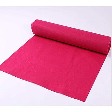 Amazon.com: Carpet Runner Alfombra para Pasillo Rose Red ...