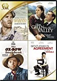 The Grapes Of Wrath + How Green Was My Valley + Gentleman's Agreement + The Ox-Bow Incident (Bilingual)
