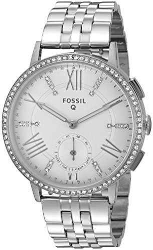 Fossil Q Gazer Gen 2 Women's Stainless Steel Hybrid Smartwatch FTW1105 by Fossil