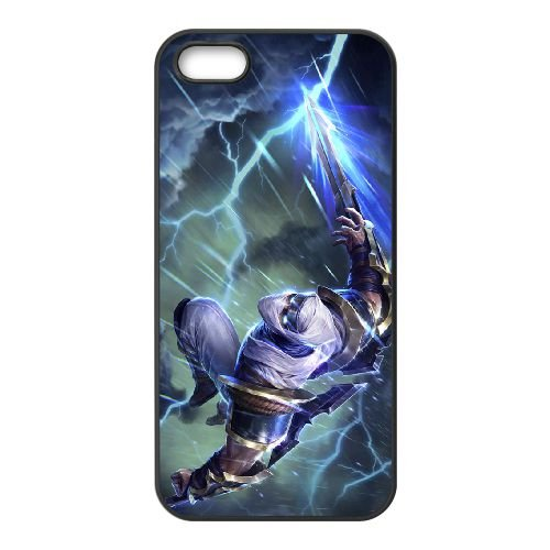 League Of Legends iPhone 4 4s Cell Phone Case Black Gpcn