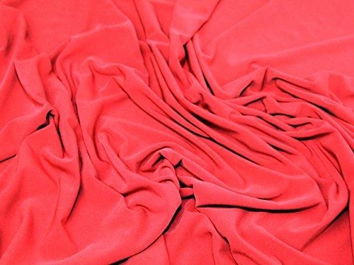 Revue Luxus Polyester & Spandex Stretch Jersey Kleid Stoff ...