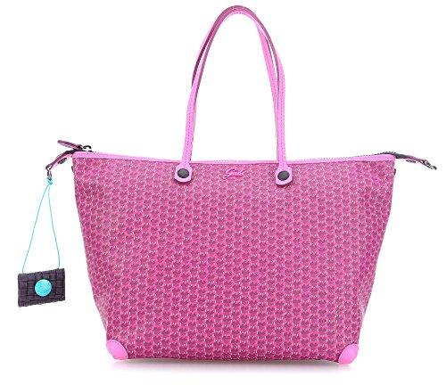Gabs Fluo Titti L Borsa tote pink