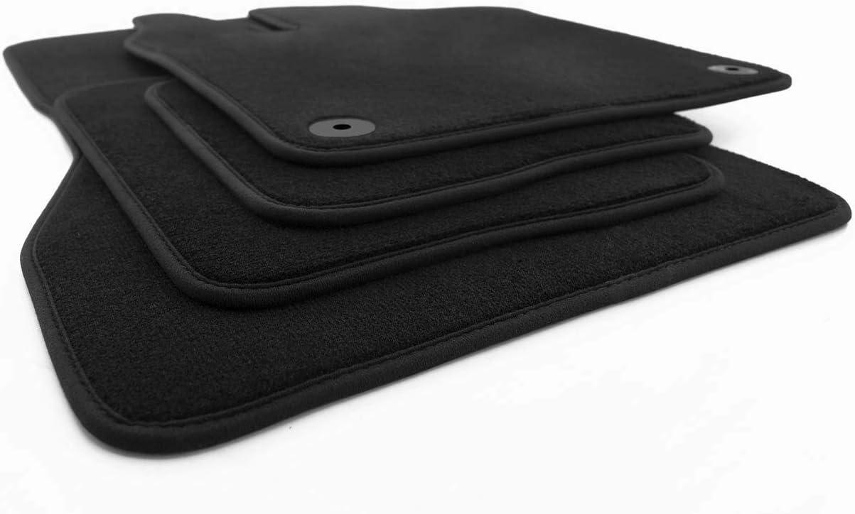 Kh Teile Fußmatten Twingo 3 Original Qualität Zubehör Velours Automatten Set 4 Teilig Schwarz Auto