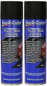 Dupli-Color Truck Bed Coating Aerosol - 16.5 oz. - 2 PACK by Dupli-Color