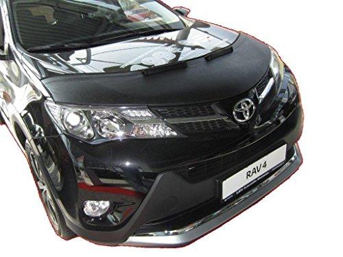 HOOD BRA Front End Nose Mask for Toyota RAV4 m.y. 2013-2018 Bonnet Bra STONEGUARD PROTECTOR -