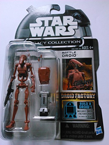 Star Wars Legacy Collection Droid Factory Battle Droid -