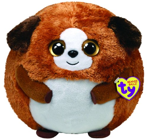 0907573f46a Ty Beanie Ballz Bandit The Dog (Medium) - Import It All