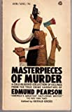 img - for Masterpieces of murder ;: Edited by Gerald Gross (An Avon book) book / textbook / text book