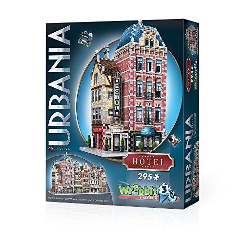 Wrebbit 3D Urbania Hotel 295 Puzzle
