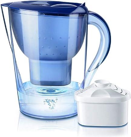 Beini PH Refresh Jarra de agua alcalina, purificador de filtro de ...