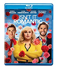 Isn't It Romantic (Blu-ray)New York City architect Natalie (Rebel Wilson) works hard to get noticed at her job, but is more likely to be asked to deliver coffee and bagels than to design the city's next skyscraper. And if things weren't bad e...