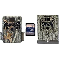 Browning Trail Cameras Dark Ops Elite 10MP Game Camera w/ Security Box & SD Card