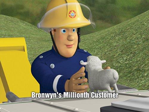 - Bronwyn's Millionth Customer