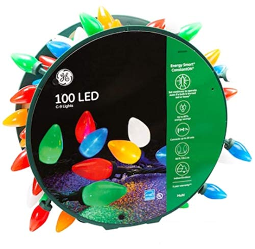 100 Count C9 Led Lights in US - 7