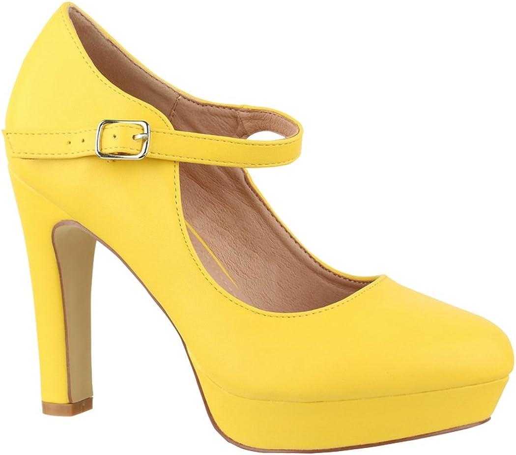 Elara Womens Platform Sandals High Chunkyrayan