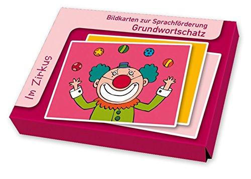 Im Zirkus (Bildkarten zur Sprachförderung)
