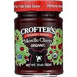 Crofters, Organic Morello Cherry Premium Spread, 6 Pack