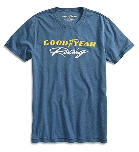 lucky-brand-mens-blue-goodyear-racing-logo-100-cotton-t-shirt-large