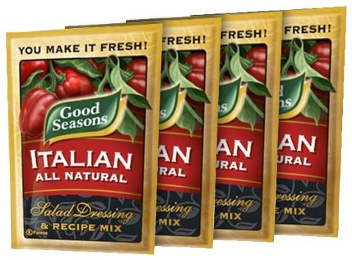ingredients good seasons italian dressing - 9