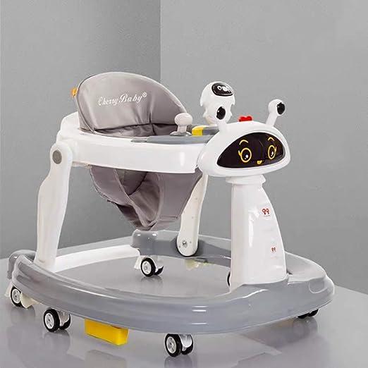 Gxet Los andadores para bebés Bandeja con Easy Clean, Seis ...