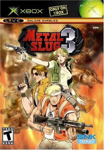 Slug From Monsters Inc (Metal Slug 3 by Snk Playmore)