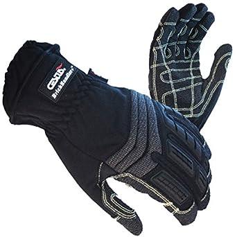 medio bk-3040/M b/úsqueda y rescate guante negro par Cestus BK 4000/m brickhandler