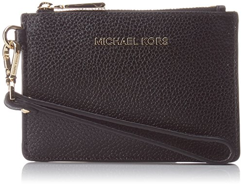 - MICHAEL Michael Kors Women's Mercer Small Coin Purse, Black, One Size