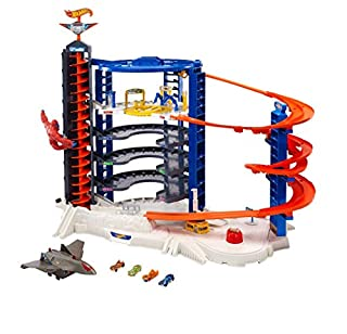 Hot Wheels Super Ultimate Garage Play Set (B01NAHODCX) | Amazon price tracker / tracking, Amazon price history charts, Amazon price watches, Amazon price drop alerts