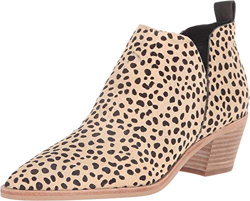 Dolce Vita Women's Sonni Leopard Calf Hair 8 M US M from Dolce Vita