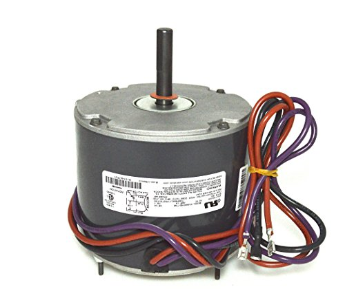 Oem emerson trane condenser fan motor 1 4 hp 208 230v for Emerson electric motor model numbers