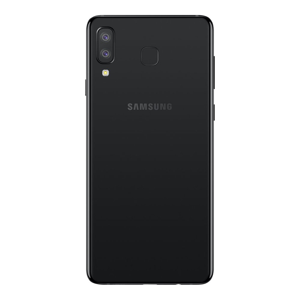 cb6e09bda9602e Amazon.com: Samsung Galaxy A8 Star (SM-G885Y/DS) 4GB/64GB 6.3-inches Dual  SIM Factory Unlocked - International Stock No Warranty (Black): Cell Phones  & ...