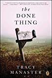 The Done Thing: A Book Club Recommendation!