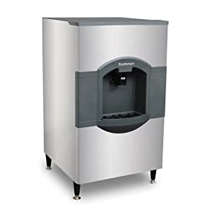 Scotsman HD30W ice Valet Hotel/Motel Cube Dispensers, Water Filler Actuation, 180 lb. Storage