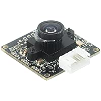Spinel VGA USB Camera Module OV7725 with M7 lens FOV 150 degree, Support 640x480@60fps, UVC Compliant, Support most OS, Focus Adjustable, UC03MPA_M7