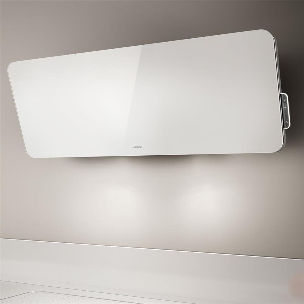 Campana Cocina Elica pared Tiffany Cristal blanco 110 cm: Amazon.es: Grandes electrodomésticos