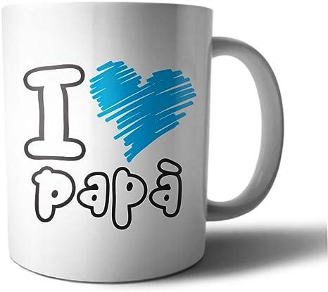 Babloo Tazza Idea Regalo Festa del Papa Super Dad