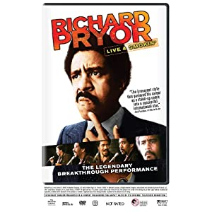Richard Pryor: Live & Smokin' | NEW COMEDY TRAILERS | ComedyTrailers.com