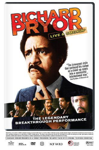 Richard Pryor Live & Smokin