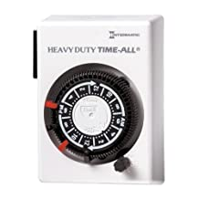 Intermatic Hb114C 240 Volt Heavy Duty Appliance Timer